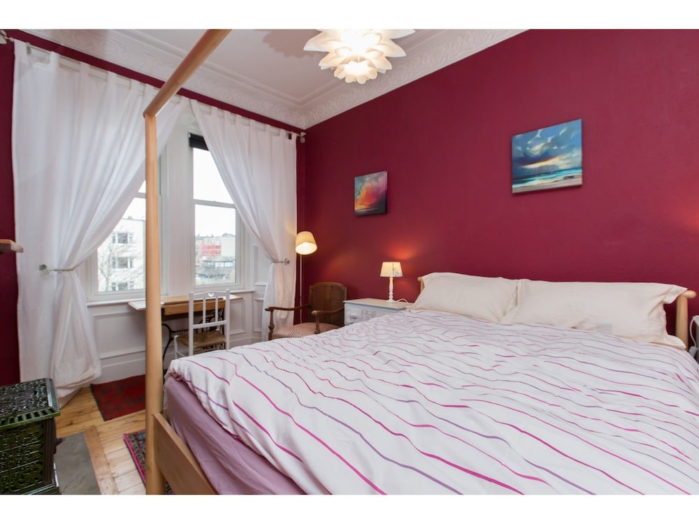 Character Apartment in the Heart of Morningside