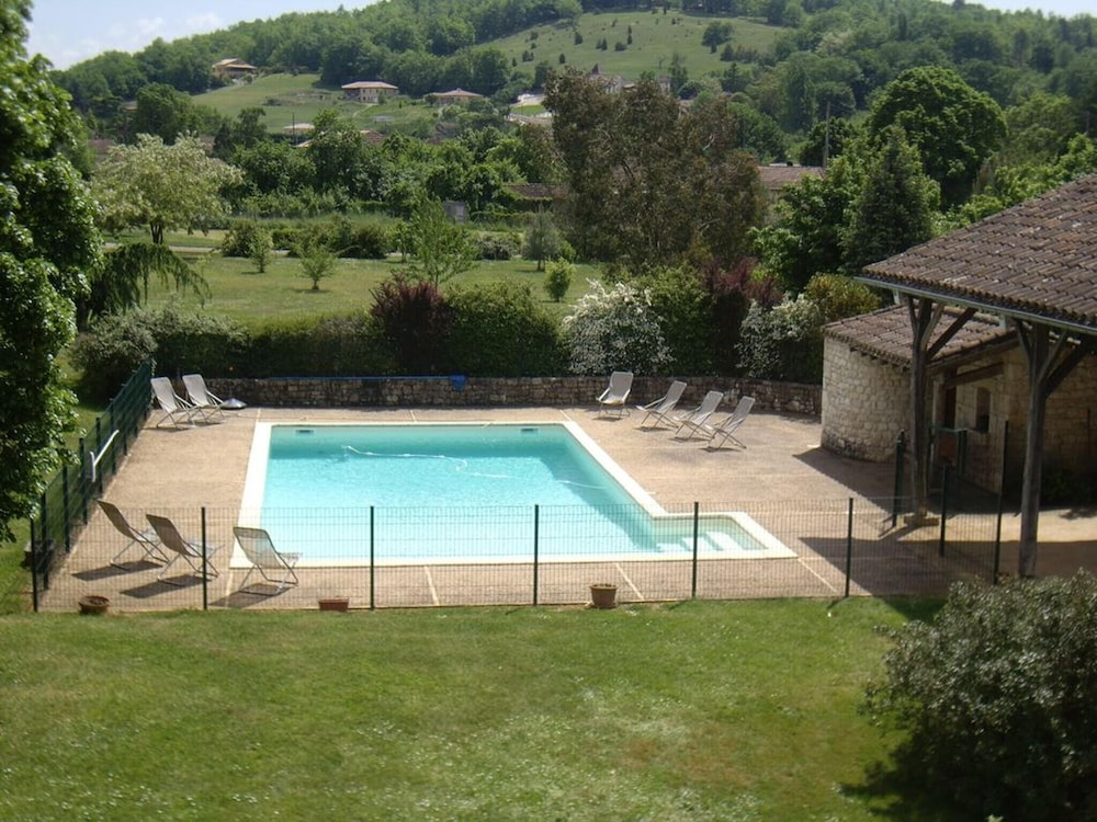 Villa With 5 Bedrooms in Montayral, With Private Pool, Furnished Garde