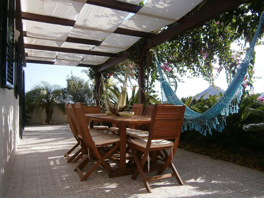 House With 3 Bedrooms in Campo de Cima, With Wonderful sea View and Wi