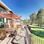 3br W/ Private Hot Tub & Gorgeous Creek Views 3 Bedroom Condo