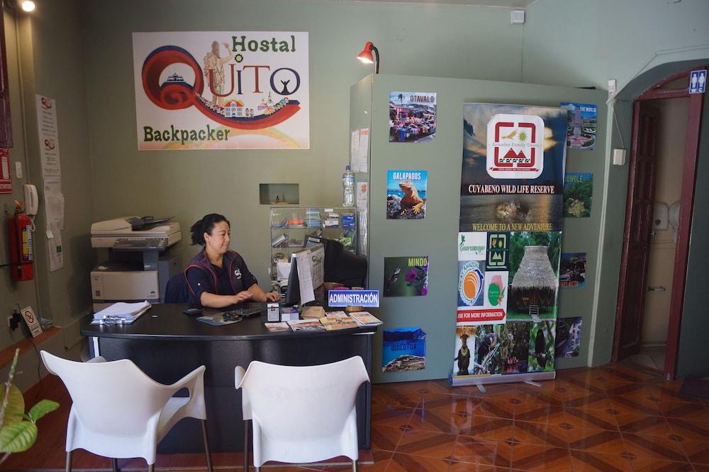 Hostal Quito Backpacker