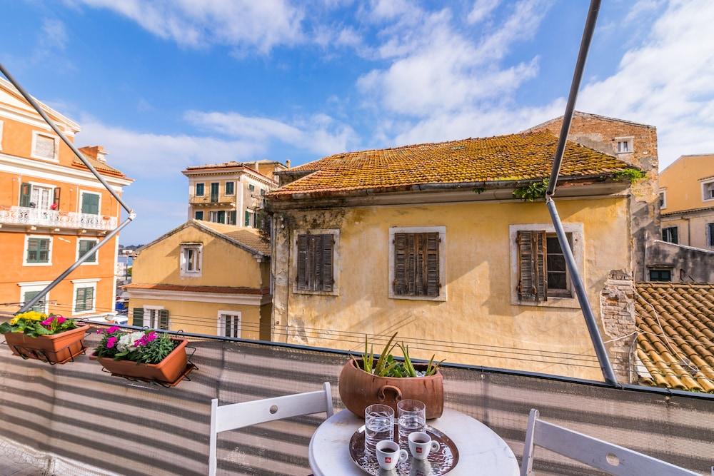 Nicol's House in Corfu Town