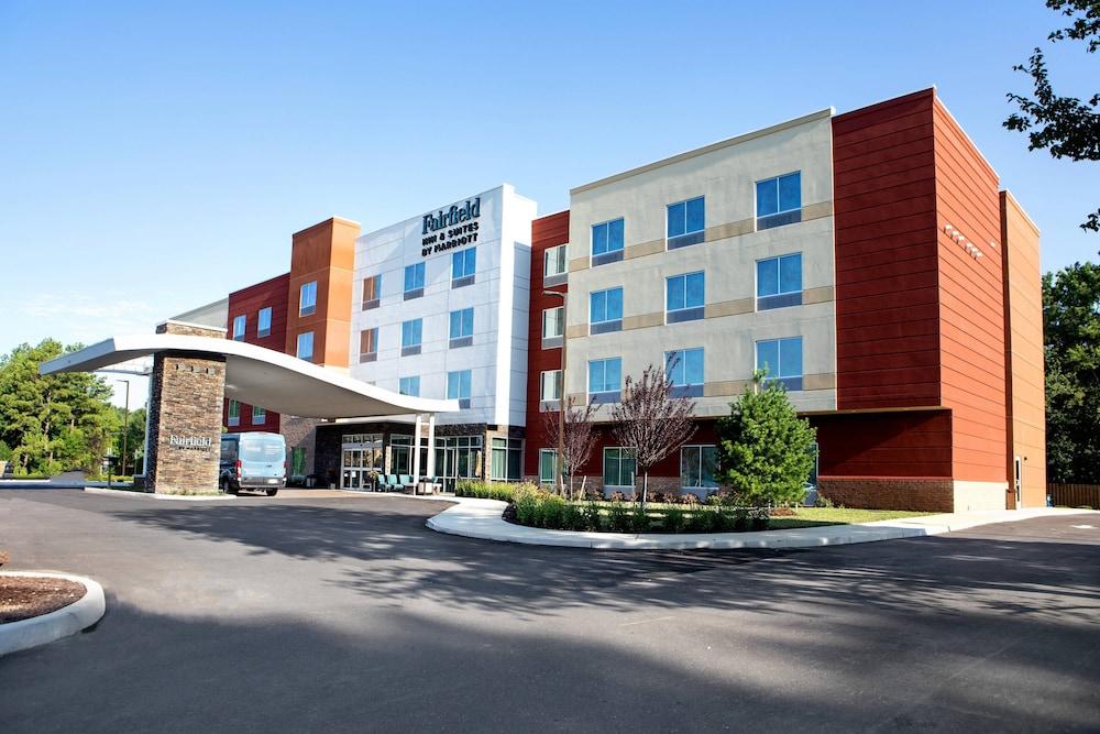 Fairfield Inn & Suites by Marriott Richmond Airport