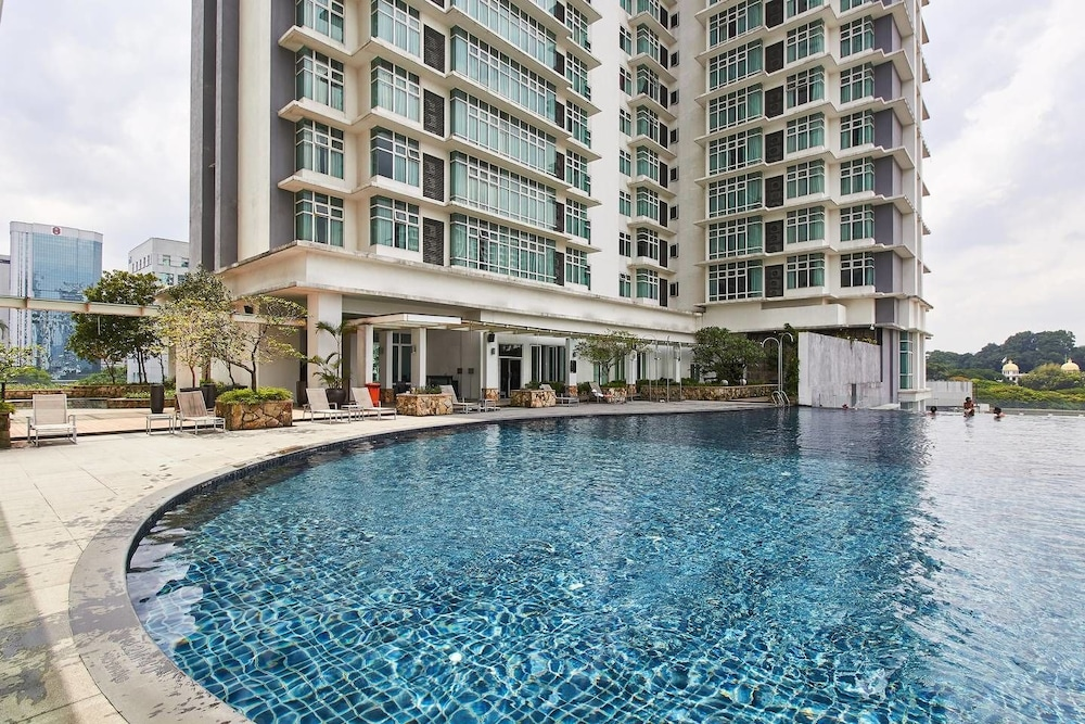 Modern & Contemporary 2BR in KL Sentral