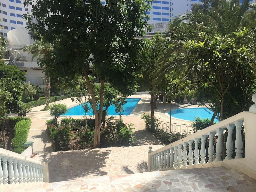 Complexe Jardins Andalous