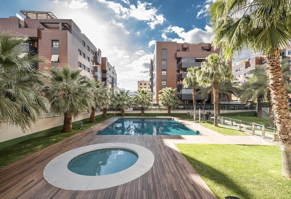 Parque Lagos Apartamento Granada Canovas