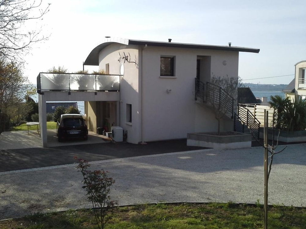 House With 3 Bedrooms in Plougastel-daoulas, With Wonderful sea View,