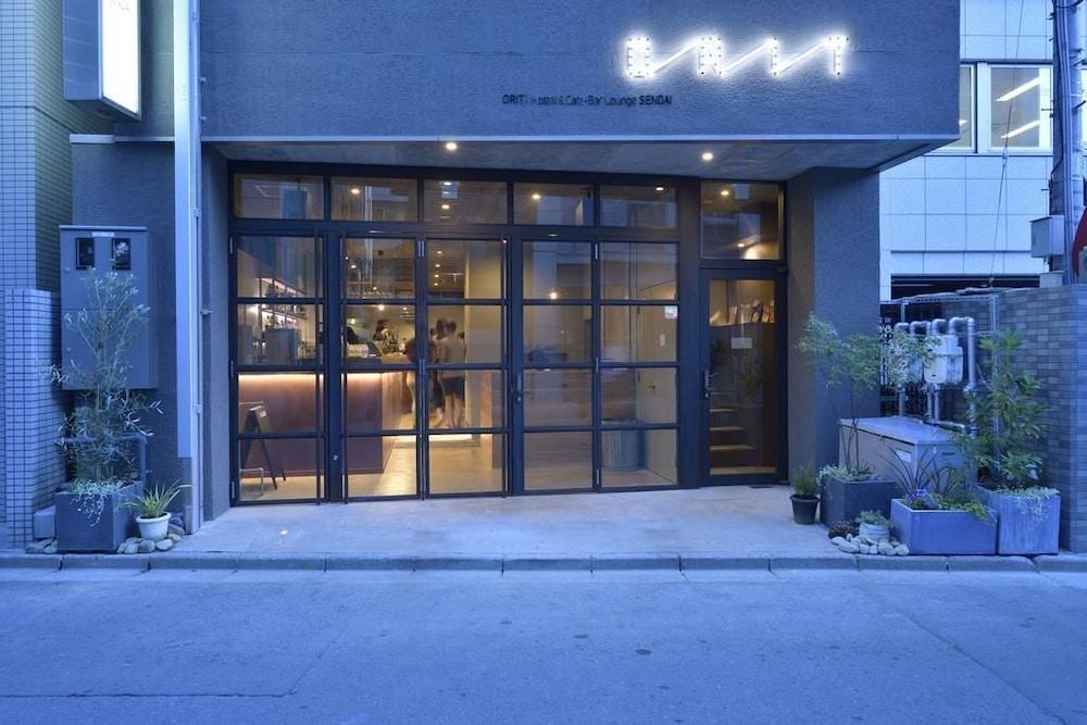 ORIT Hostel & Cafe+Bar Lounge SENDAI