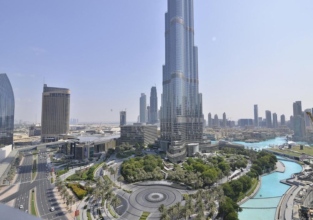 Burj Vista Tower Ease by Emaar