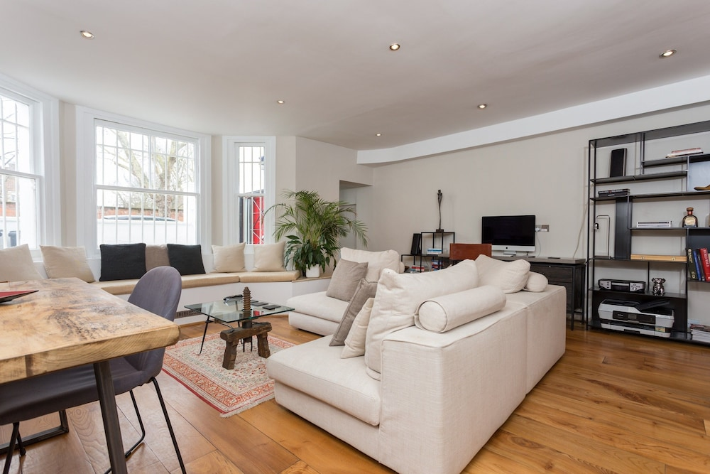 Notting Hill Flat With Garden