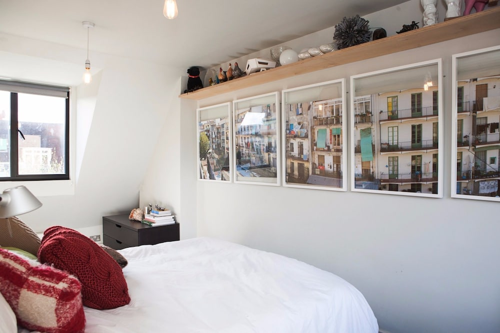 Spacious 2 Bedroom House in Central London