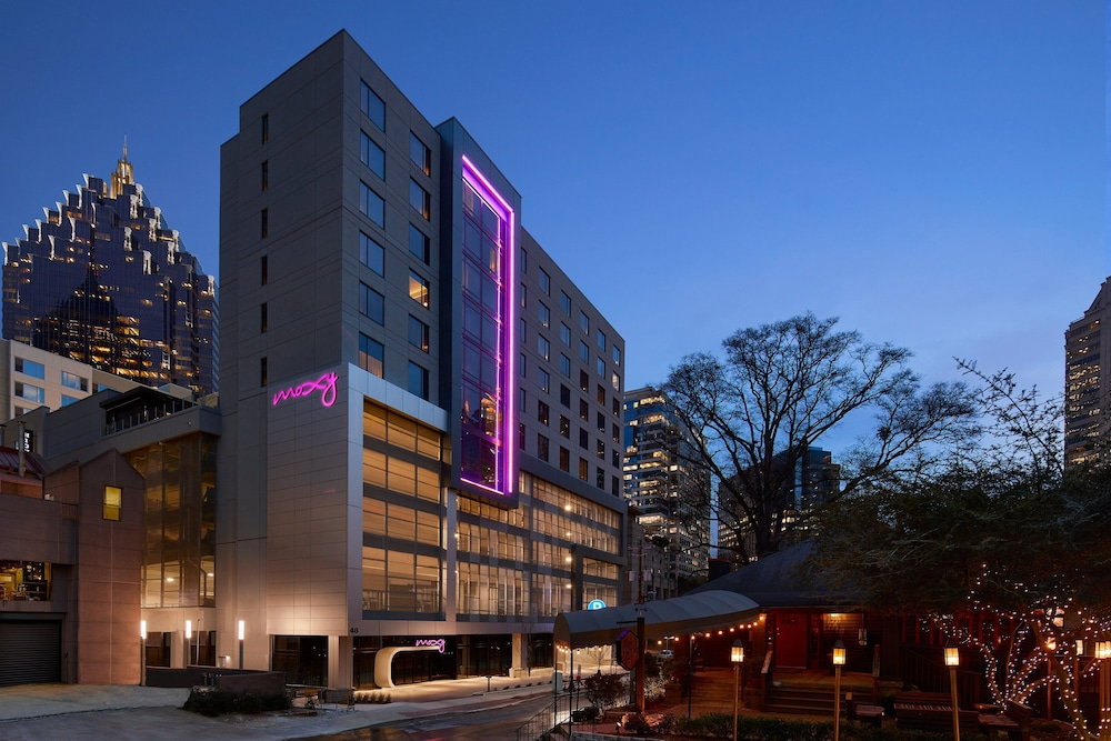 Moxy Atlanta Midtown