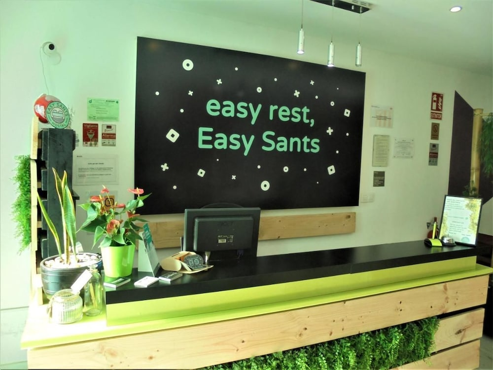 Hostal Easy Sants - Adults Only
