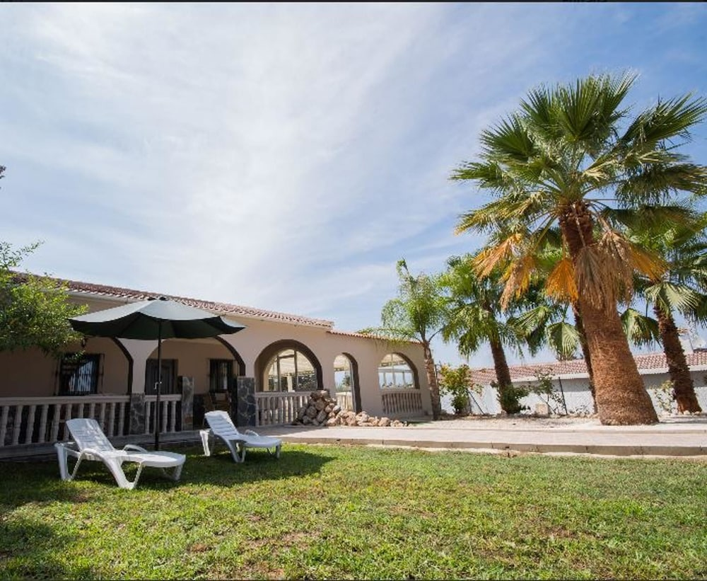 Villa With 3 Bedrooms in Cártama, With Indoor Pool and Furnished Terra
