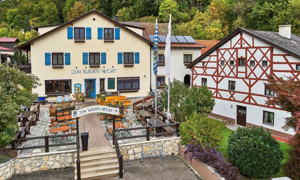 Hotel Zum Blauen Hecht