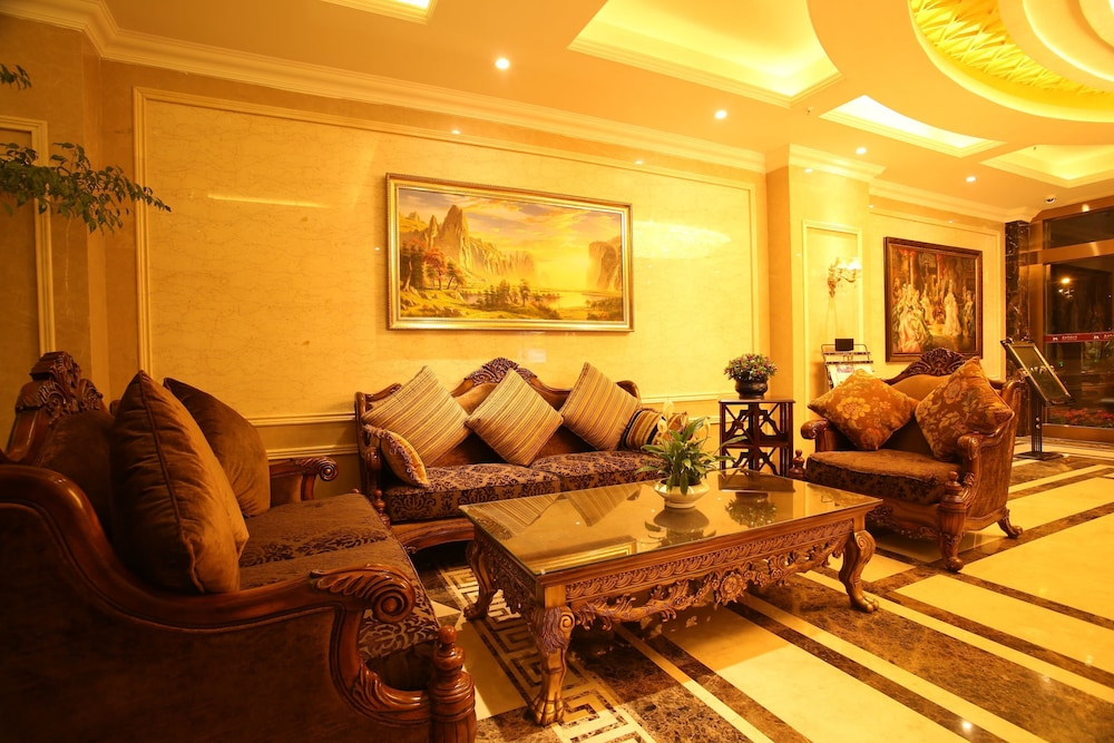 Jiali Holiday Inn Wanhe Branch