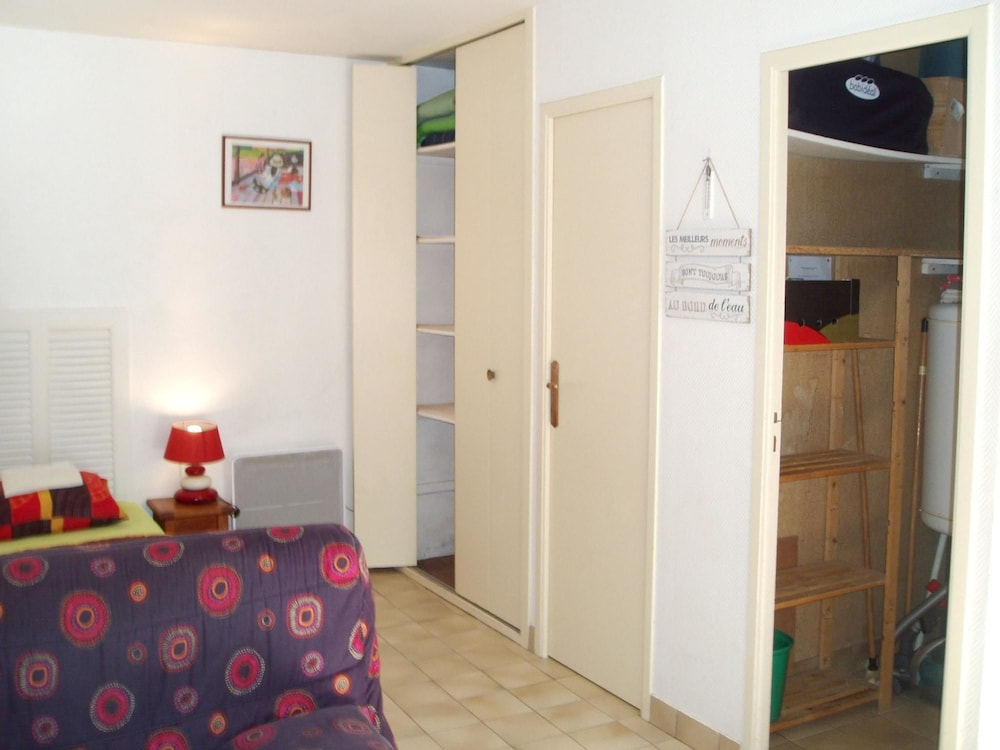 Studio in Saint-malo, With Enclosed Garden - 200 m From the Beach