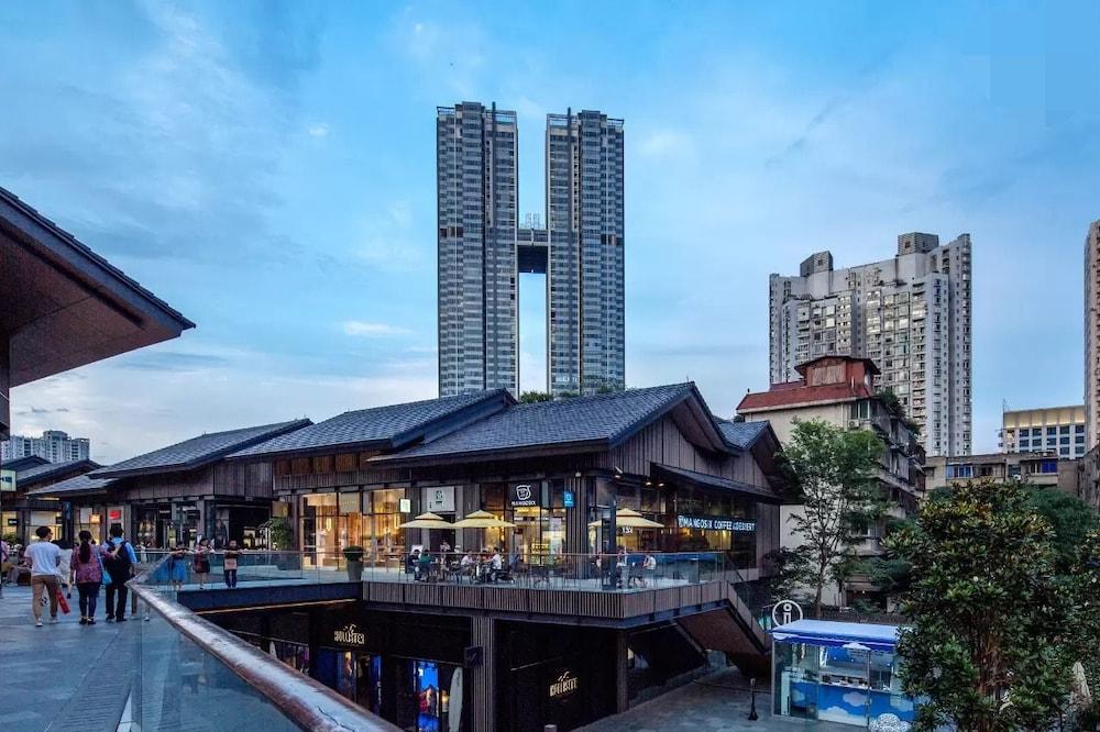 Chengdu Skyline International Apartment