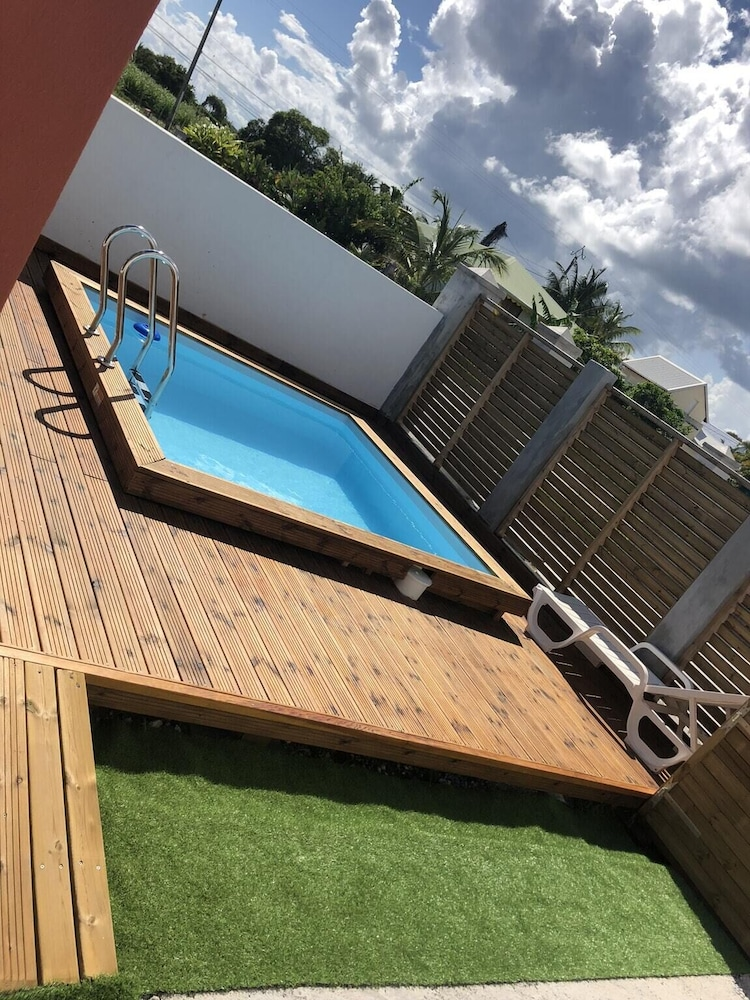 House With 3 Bedrooms in Saint-françois , With Private Pool, Enclosed