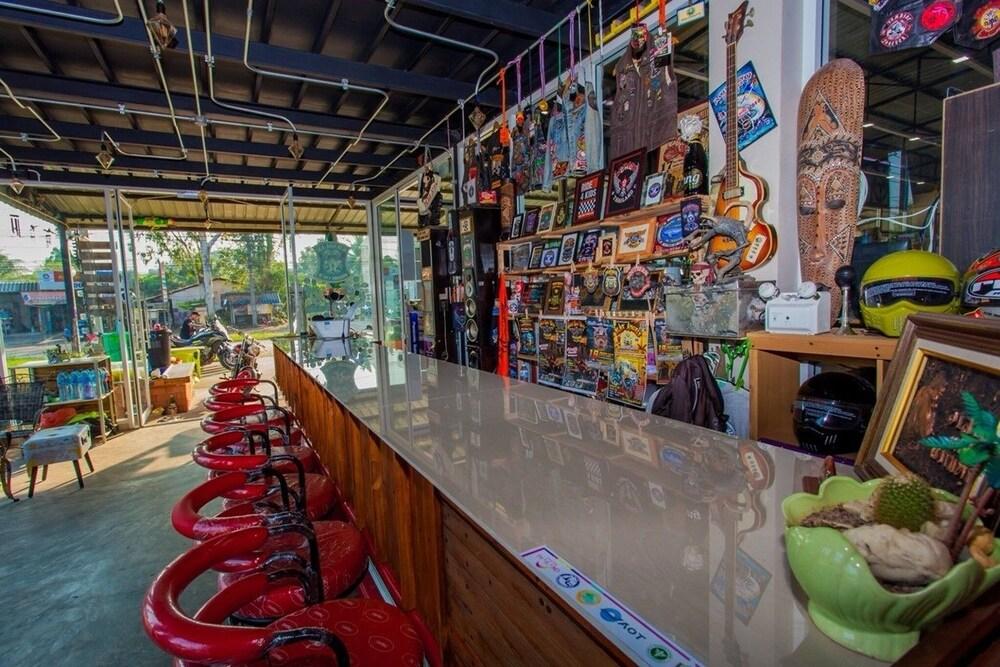 Khaolak Big Bike and Room for Rent
