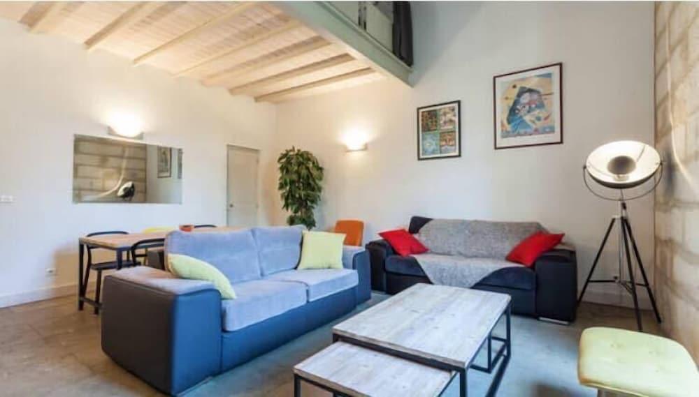 Grand Duplex Haussmannien 100 m²