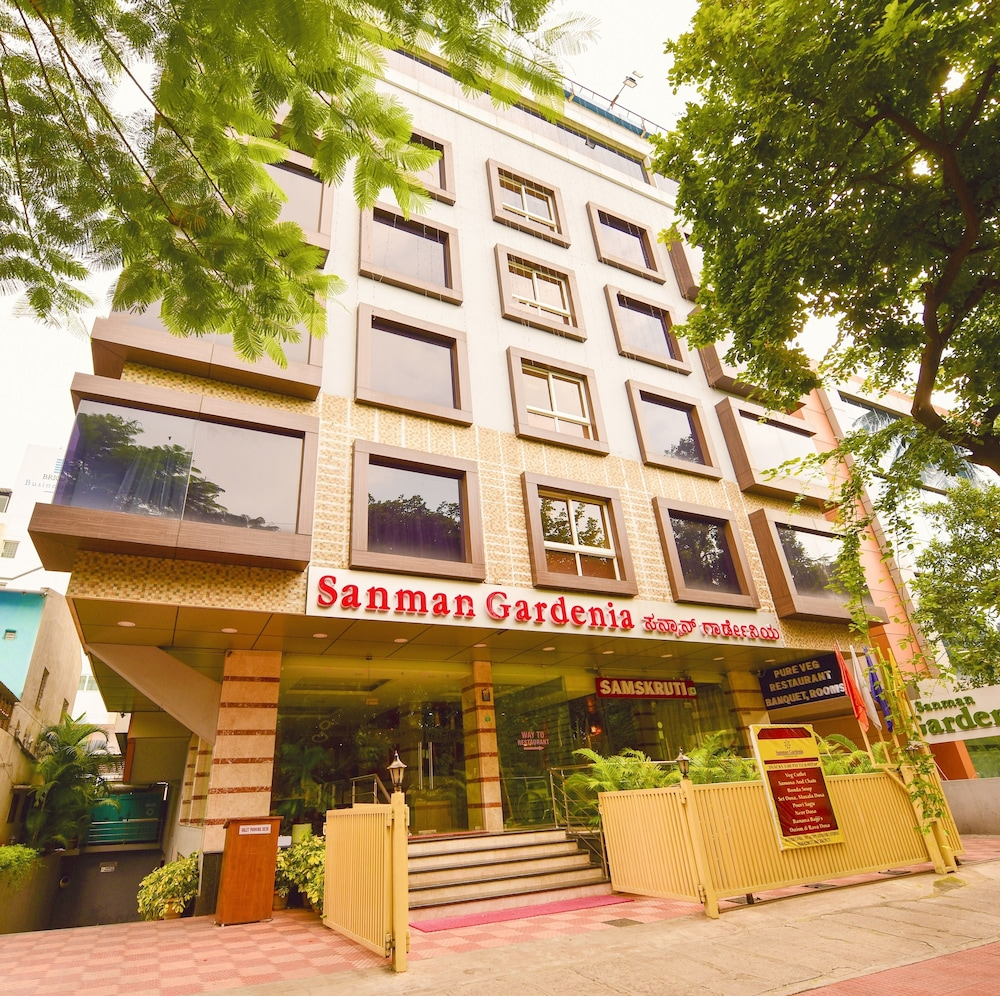 Sanman Gardenia By Bigtree Hotels