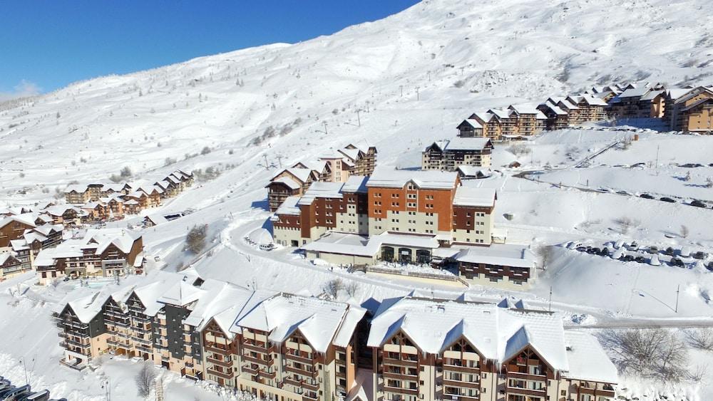 """VVF Villages """"Les Terrasses de Maurienne"""" Valmeinier"""