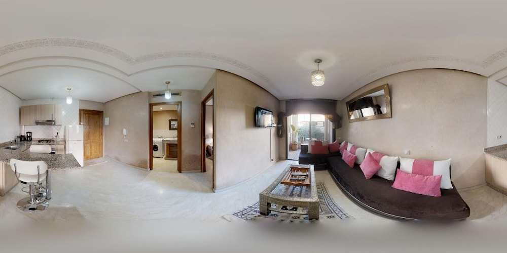 Appartement au coeur de Gueliz