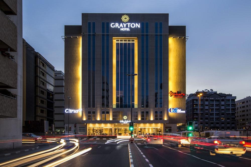 Grayton Hotel Dubai