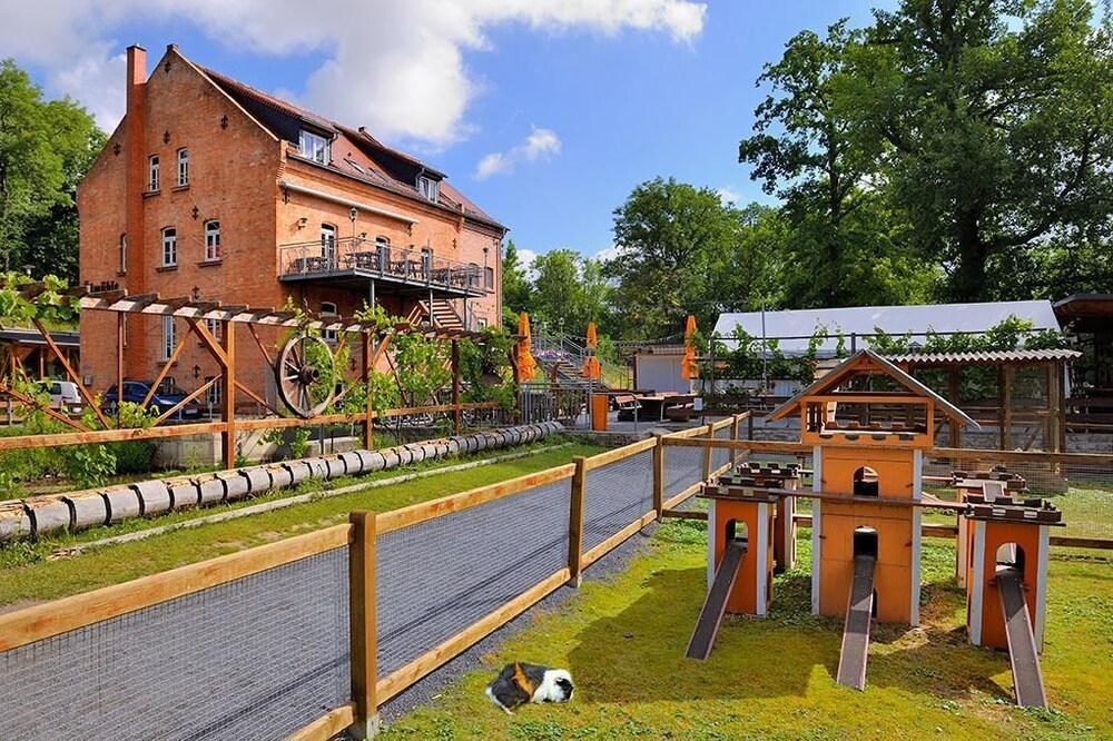 Historische Ölmühle Eberstedt