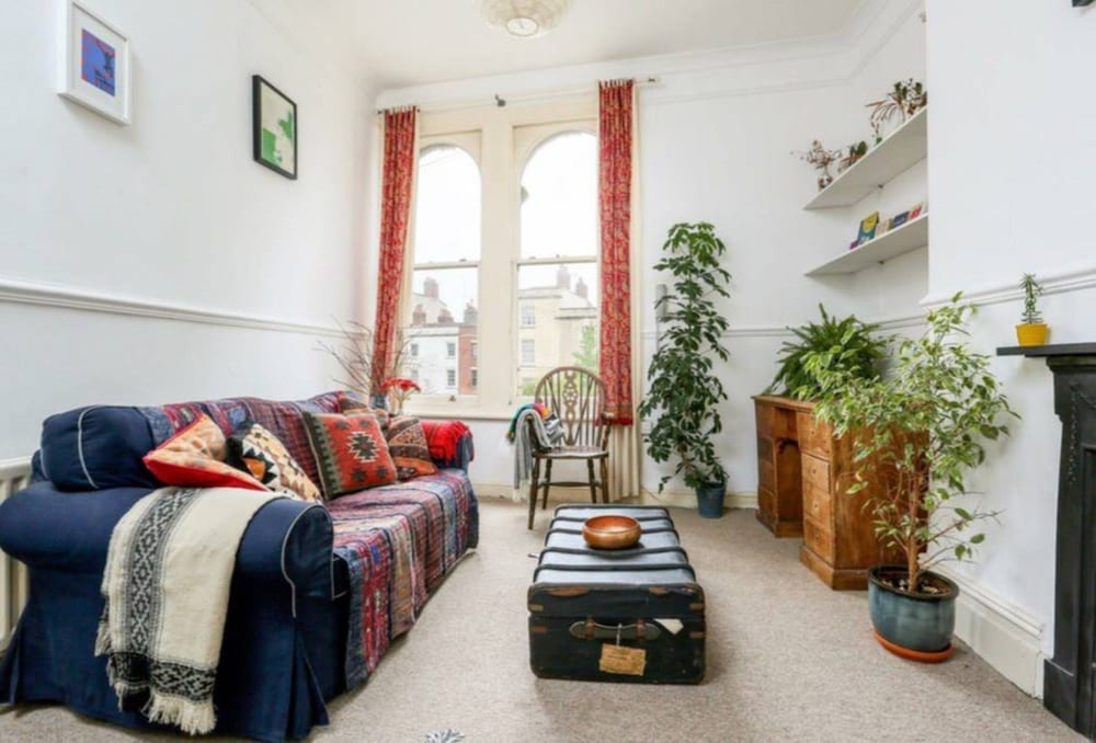 Quirky 2 Bedroom Apartment in Montpelier