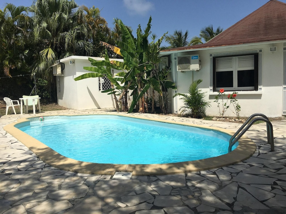 House With 3 Bedrooms in Saint François, With Private Pool, Enclosed G