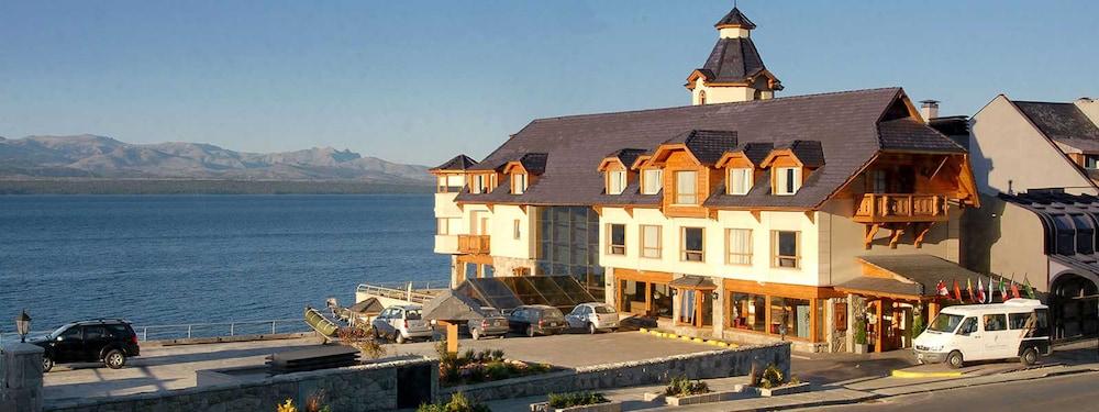 Cacique Inacayal Lake & Spa Hotel