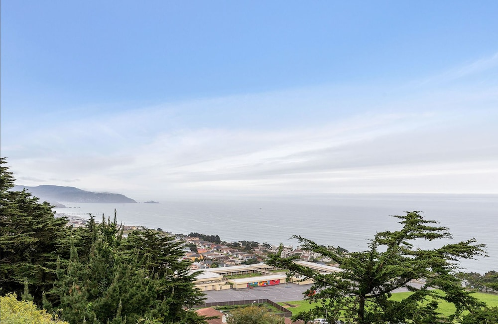 Farallon Allure - Top Coastline Views San Francisco Airport West Sleep