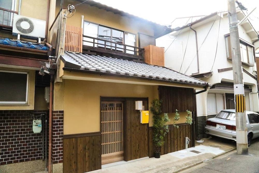 Nijo Castle Machiya House