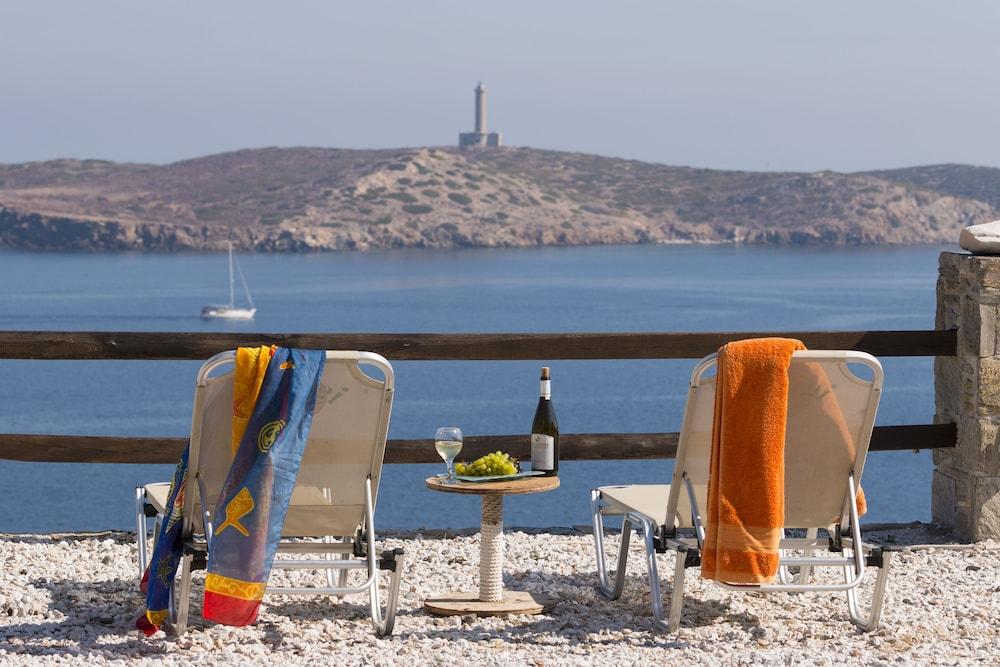 Aegean View Seaside Apartment Syros