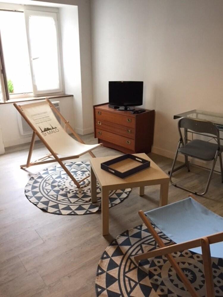 Studio in Saint-malo, With Enclosed Garden