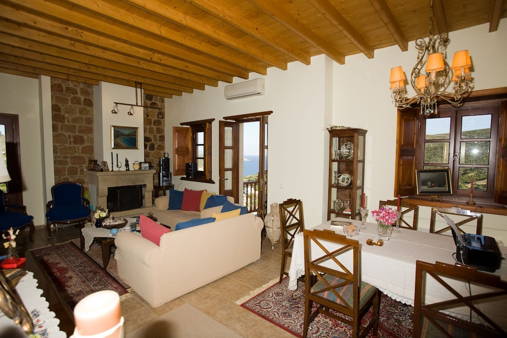 Andreas house in Patmos