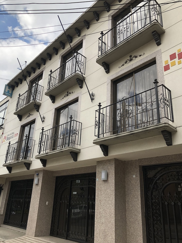 Hotel Bogota Inn Parkway