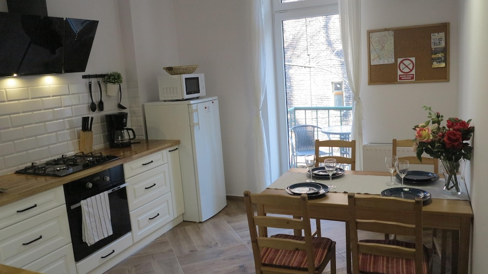 Apartment With 2 Bedrooms in Kraków, With Wonderful City View, Enclose