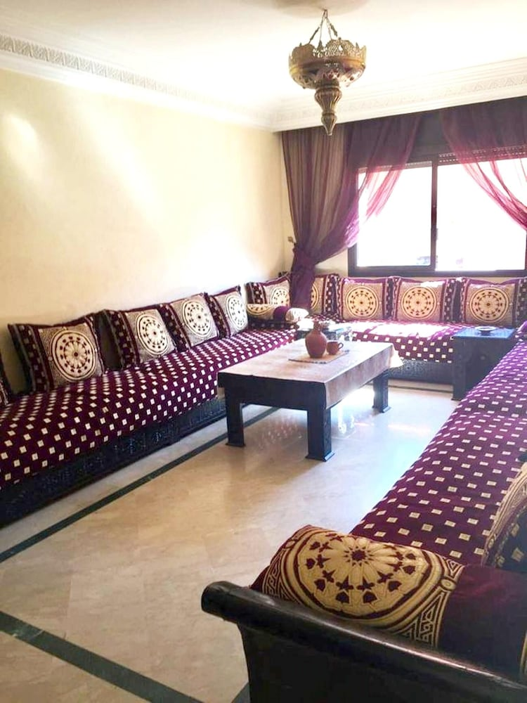 Apartment With one Bedroom in Marrakech, With Pool Access and Enclosed