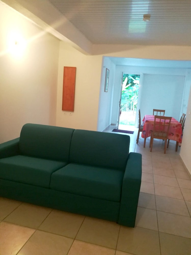 Apartment With one Bedroom in Le Gosier, With Furnished Terrace and Wi
