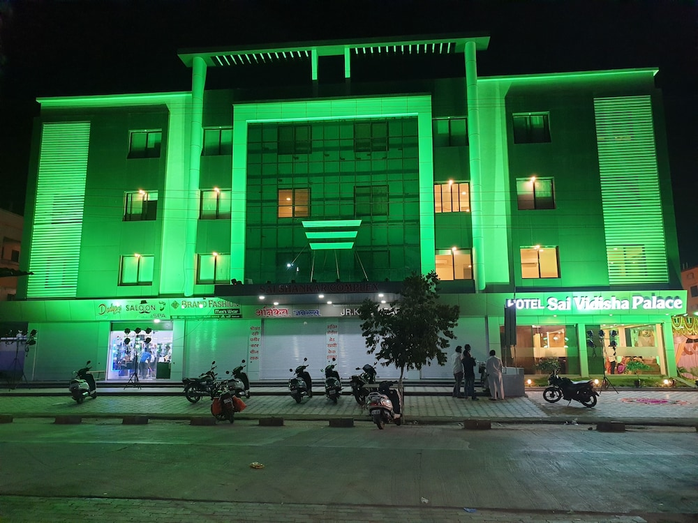 Hotel Sai Vidisha Palace
