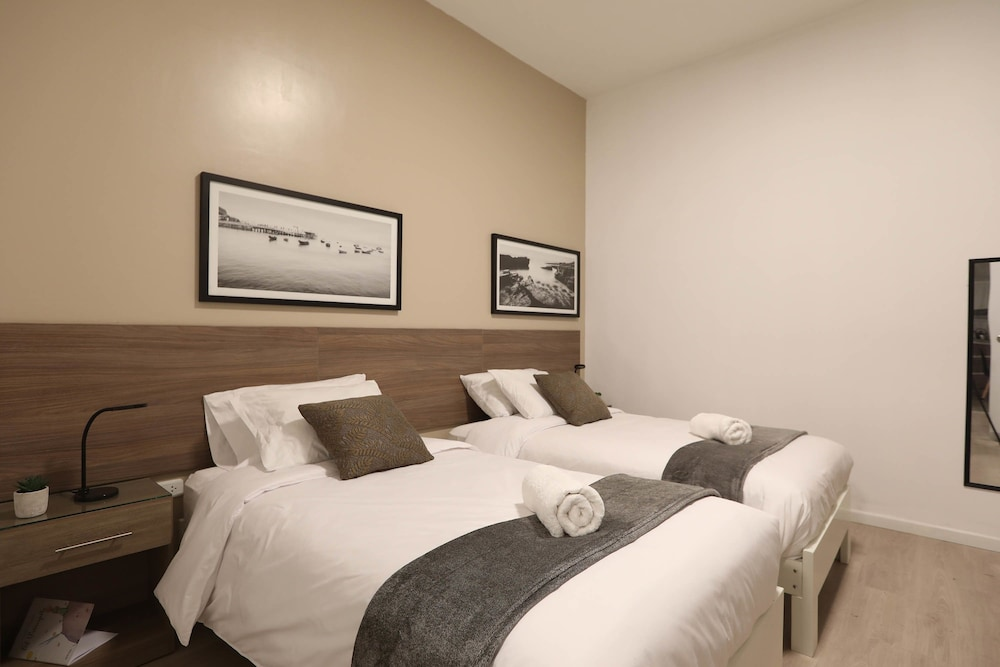 Experience Lima from a Nice and Renovated Loft #A