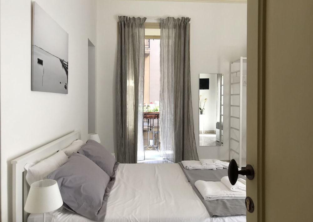 Fofino's rooms