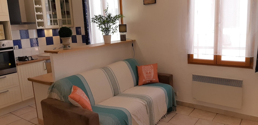 Apartment With one Bedroom in Marseille, With Wonderful City View and