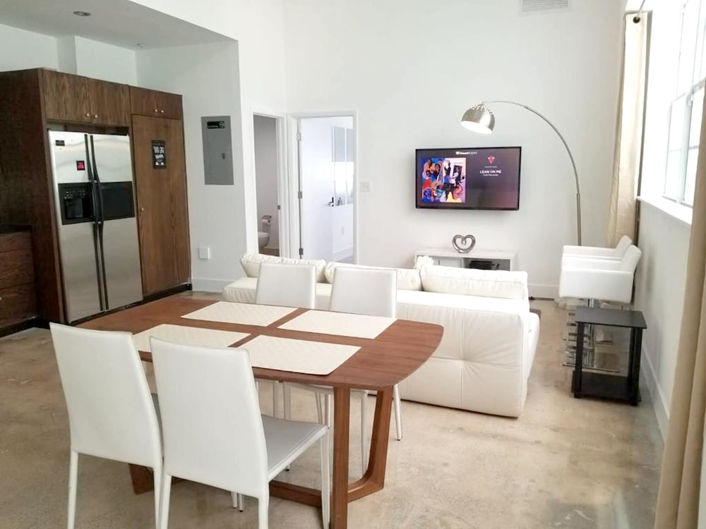 Apartment With one Bedroom in Miami Beach, With Enclosed Garden and Wi