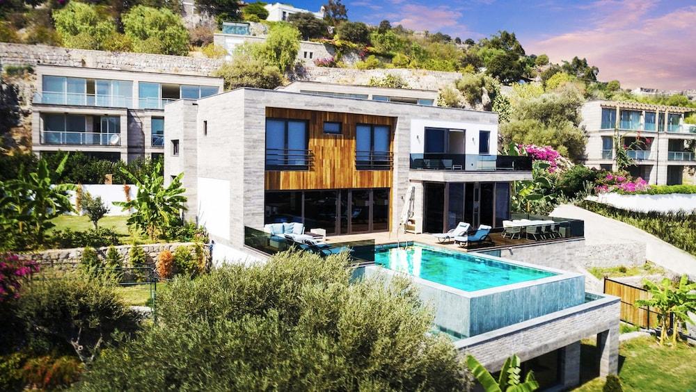 Vhillas Private Luxury Villa Turkbuku
