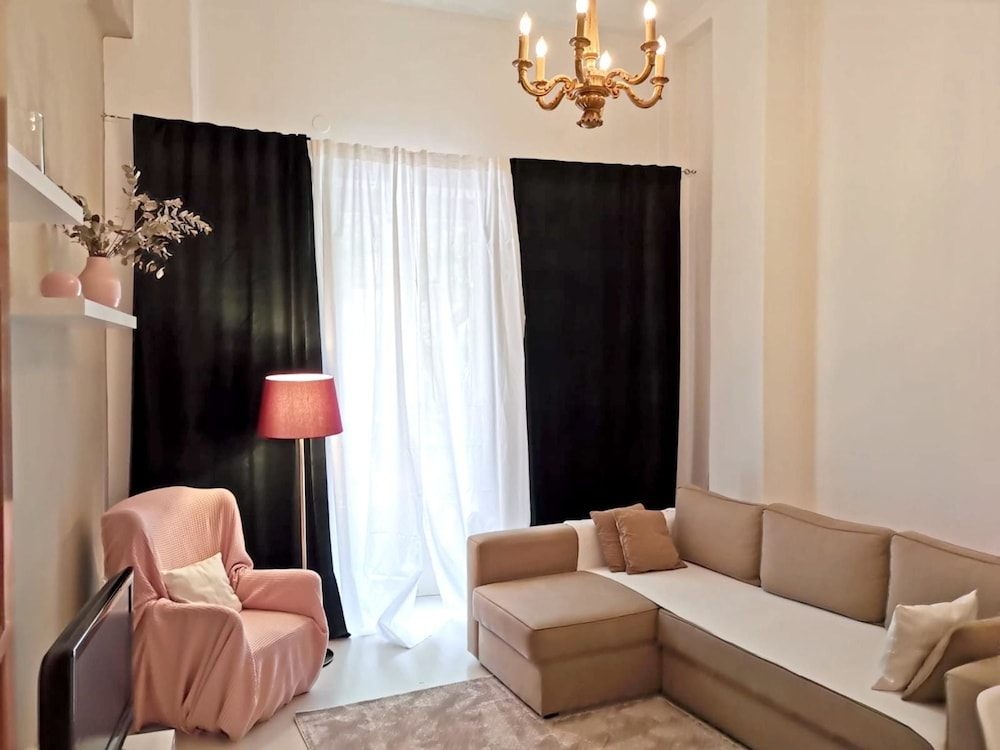 Apartment With 2 Bedrooms in Palermo, With Wonderful City View, Furnis