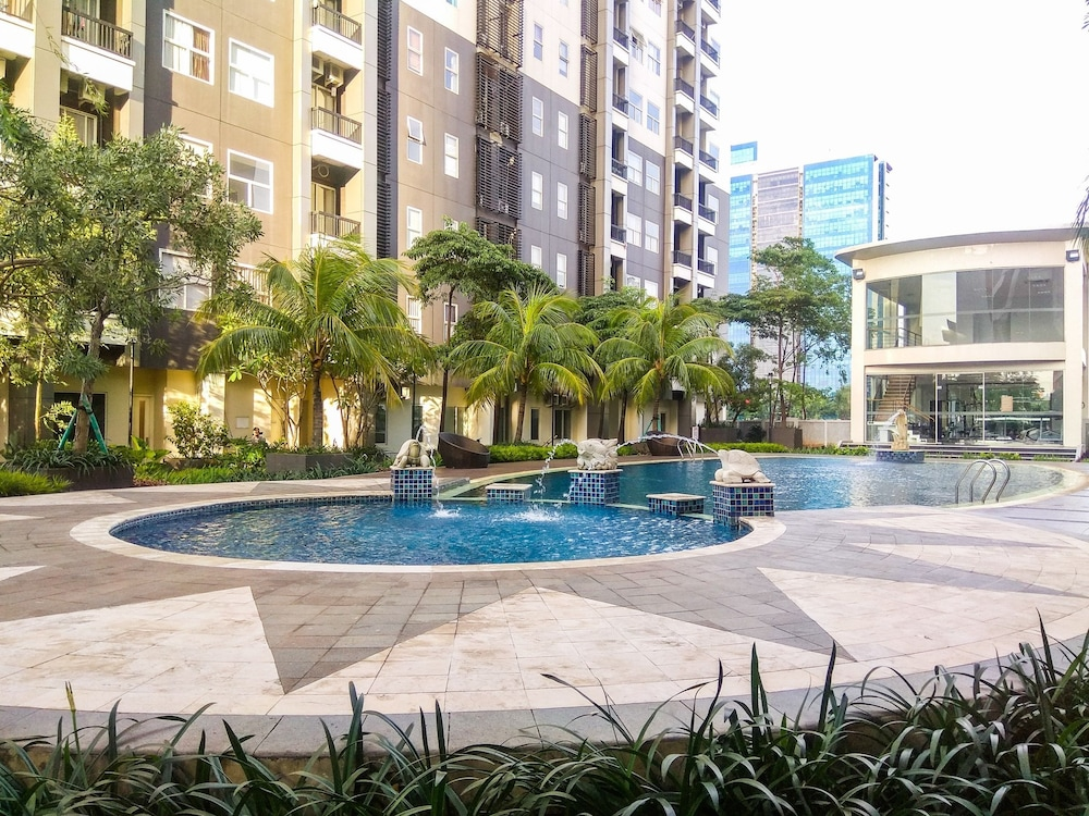 1BR Apartment Silkwood Residences near Mall Alam Sutera